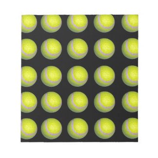 Tennis_Balls_Pattern,_ Notepad