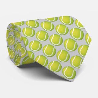 Tennis Balls Pattern | Sport Tie