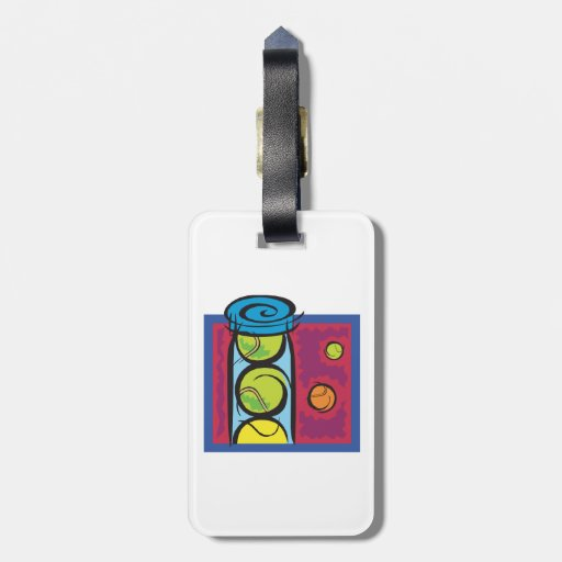 Tennis Balls.png Tags For Luggage