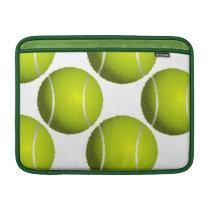 tennis balls sleeve for MacBook air