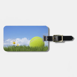 Tennis Balls Tag For Luggage
