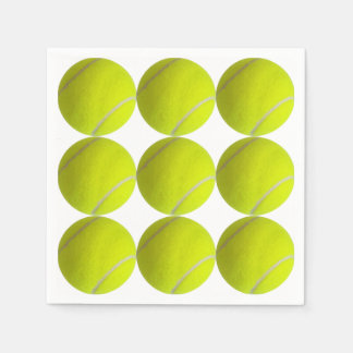 tennis paper Dip the tennis balls in paint dab or (our favorite) drop the balls onto paper to  make a print hang the prints to dry some dripping may occur, which adds  interest.