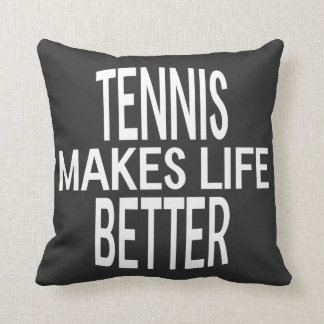Tennis Better Pillow - Assorted Styles & Colors