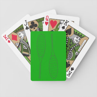 Tennis Bicycle Playing Cards
