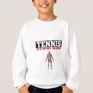 Tennis Blood Sweatshirt
