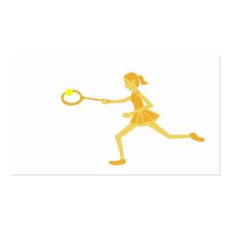Tennis Business Card Templates