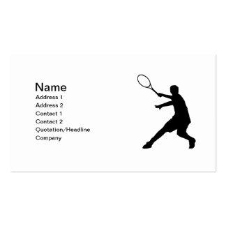 Tennis business cards | Customizable design