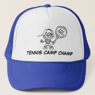 Tennis Camp Champ Hat