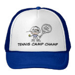 Tennis Camp Champ Hat