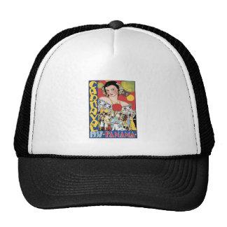 Tennis Cap: Carnival Trucker Hat