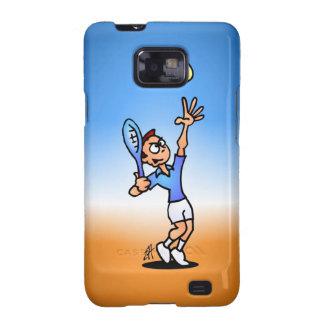 Tennis Samsung Galaxy SII Case