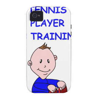 TENNIS VIBE iPhone 4 CASE