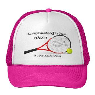 Tennis Champions League Final Trucker Hat