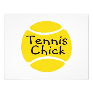 Tennis Chick Announcement