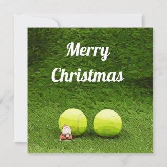 Tennis Christmas Holiday