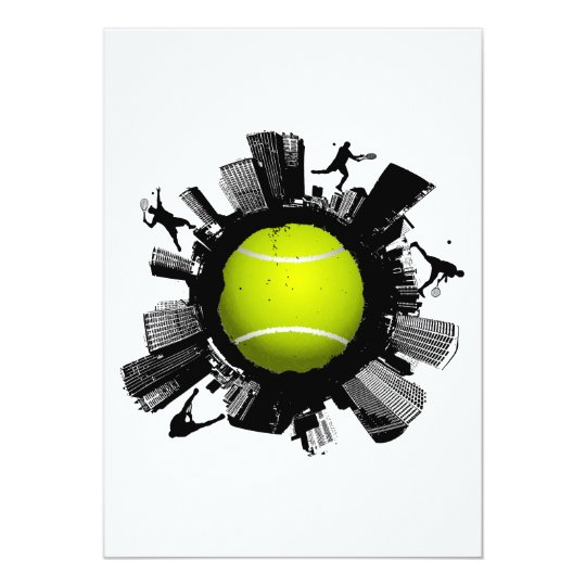 Tennis City Card