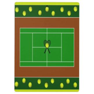Tennis Clipboard
