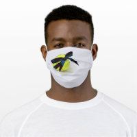 Tennis Cloth Face Mask