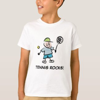 Tennis clothes for kids | Boys tshirt with cartoon