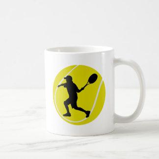 Tennis Coach Gift Coffee Mug