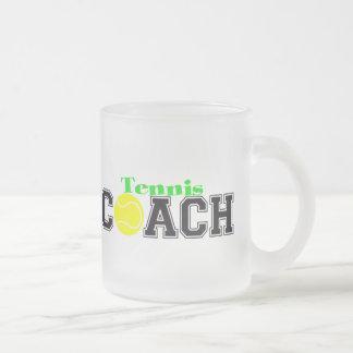 Tennis Coach Mugs