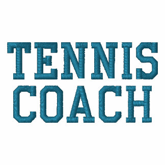 TENNIS COACH POLO SHIRT