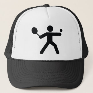 TENNIS | cool sport icon Trucker Hat