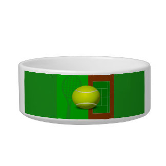 Tennis Court and Racquets Bowl