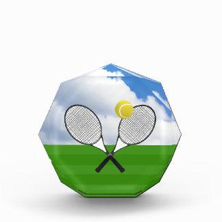 Tennis court & TENNIS RACKETS Awards