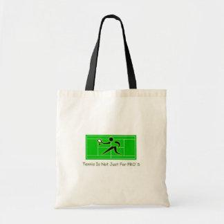 Tennis court, Tote Budget Tote Bag