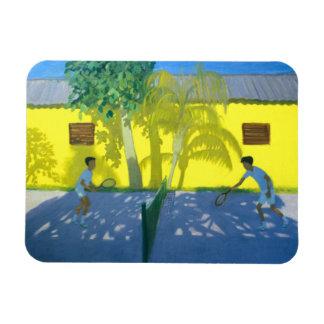Tennis Cuba 1998 Magnet