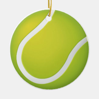 Tennis - customized ornament