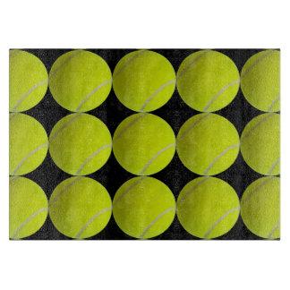 Tennis Cutting Board