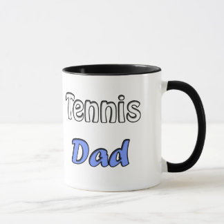 Tennis Dad Mug