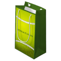 Tennis Design Gift Bag