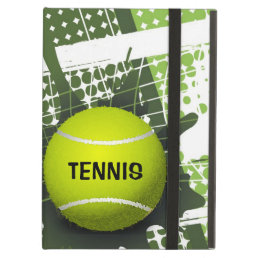 Tennis Design iPad Air Case