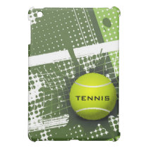 Tennis Design iPad Mini Case
