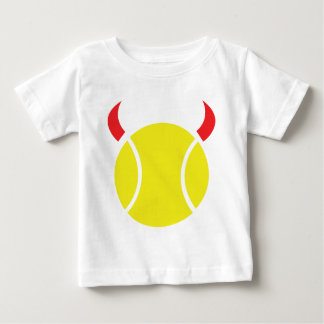 tennis devil baby T-Shirt