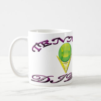 Tennis Diva Classic White Mug