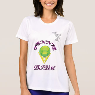 Tennis Diva Competitor T-Shirt