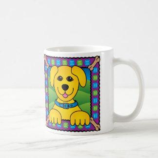 Tennis Dog Coffee Mug