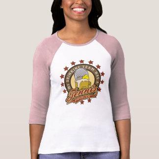 Tennis Drining Team T-Shirt