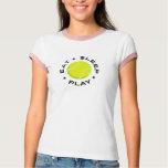 Tennis - Eat Sleep Play T-shirt