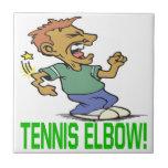 Tennis Elbow Ceramic Tiles