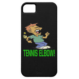Tennis Elbow iPhone SE/5/5s Case
