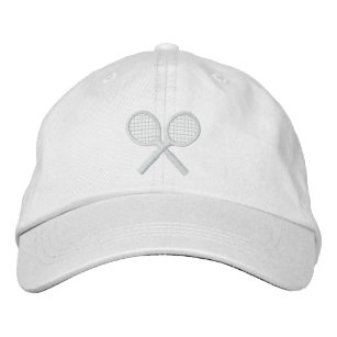 c0ae33cc1979d Tennis Embroidered Baseball Cap