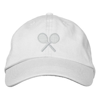 Tennis Embroidered Baseball Cap