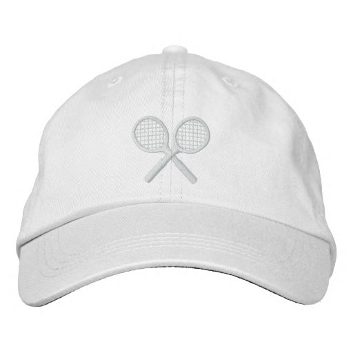 96d921cbf50d8 Tennis Embroidered Baseball Cap