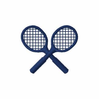 Tennis Embroidered Polo Shirt