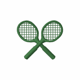 Tennis Embroidered Shirts